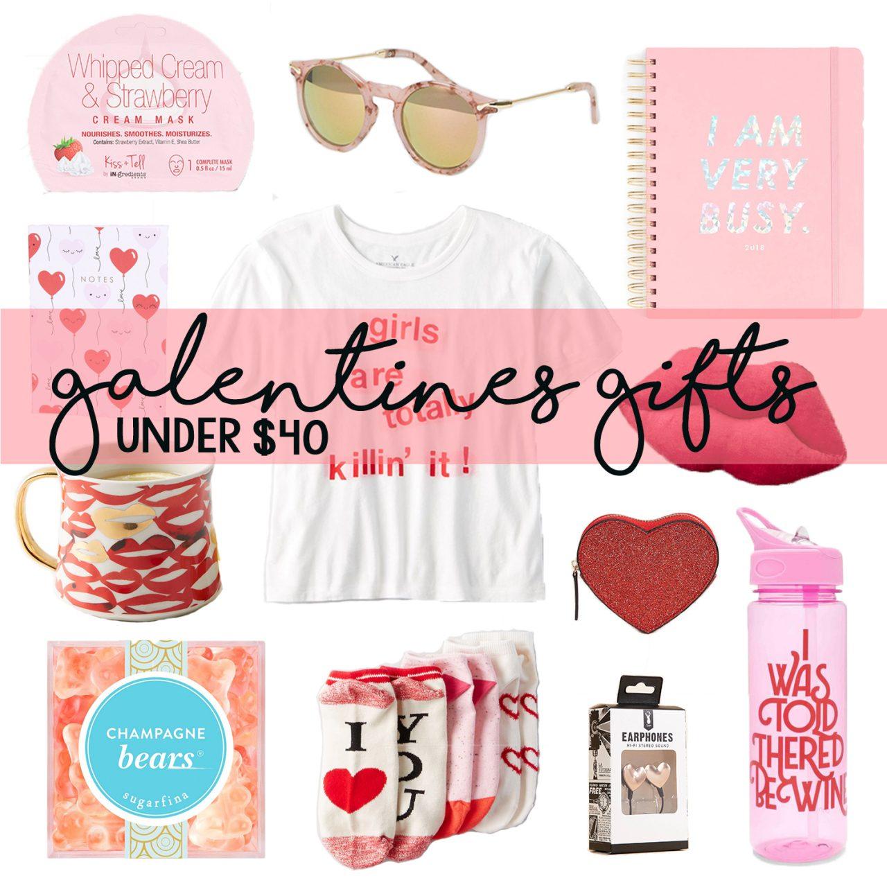 Galentines Gifts Under $40