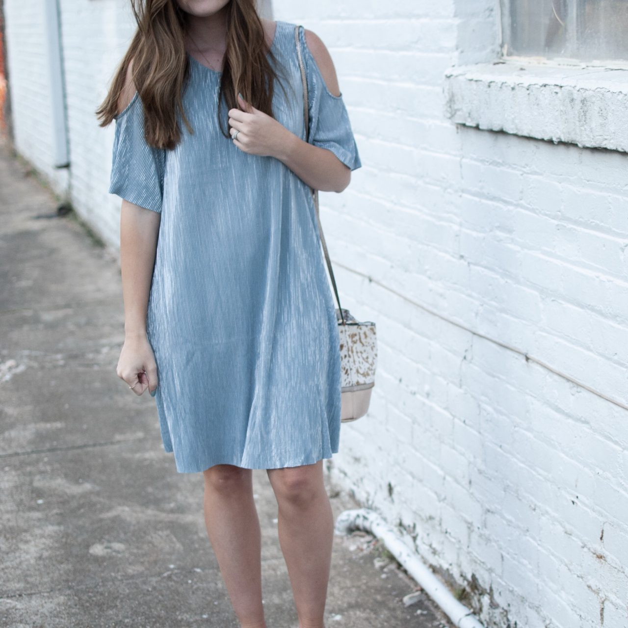 Why I Shop Small + The Perfect Spring Dress