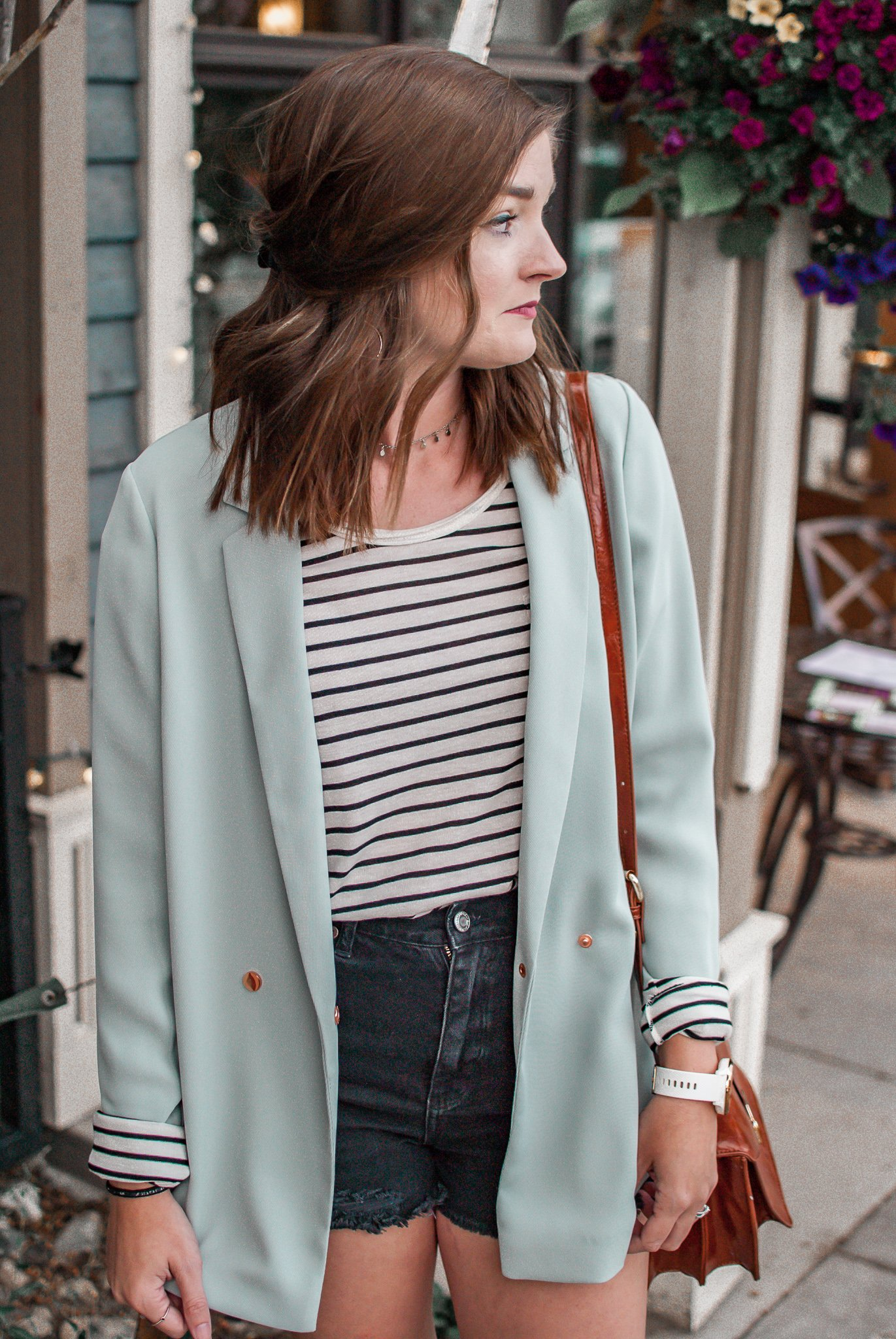 Summer style challenge + my favorite layering piece