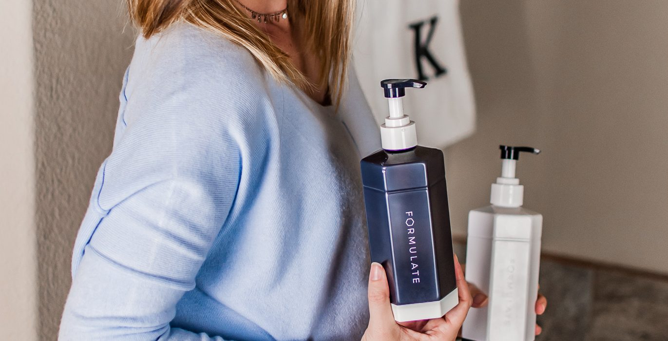 Personalized Haircare with Formulate