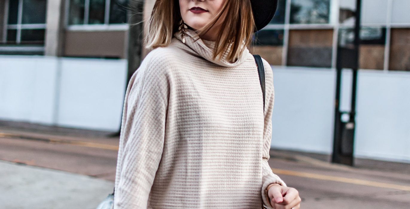 Cozy Winter Style + Last Minute Holiday Shopping Guide