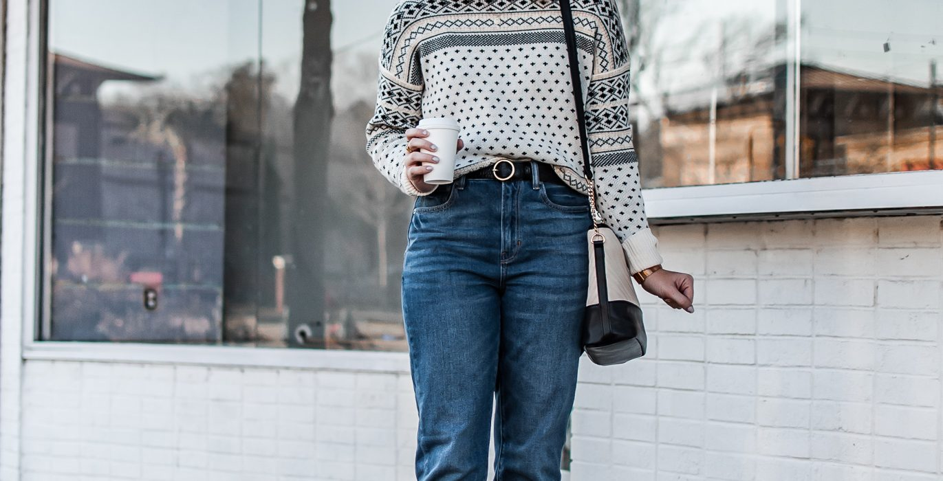 The Ultimate AE Mom Jeans Roundup