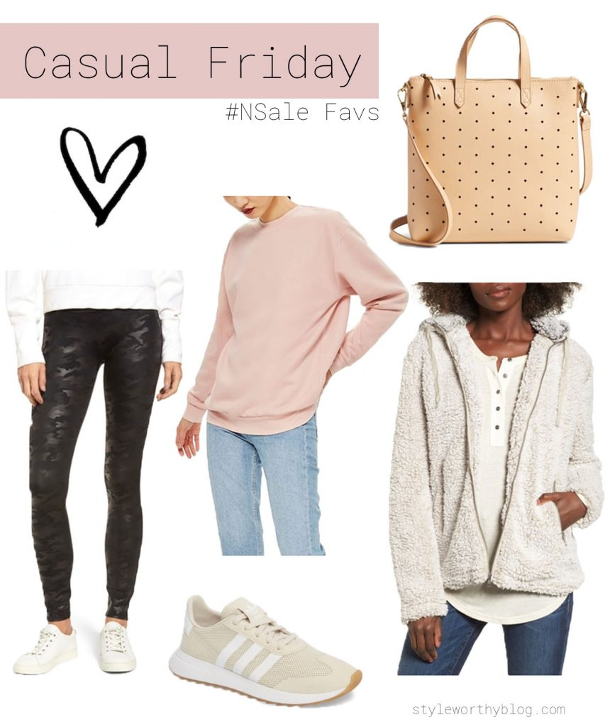 Nordstrom Sale favorites - casual wear