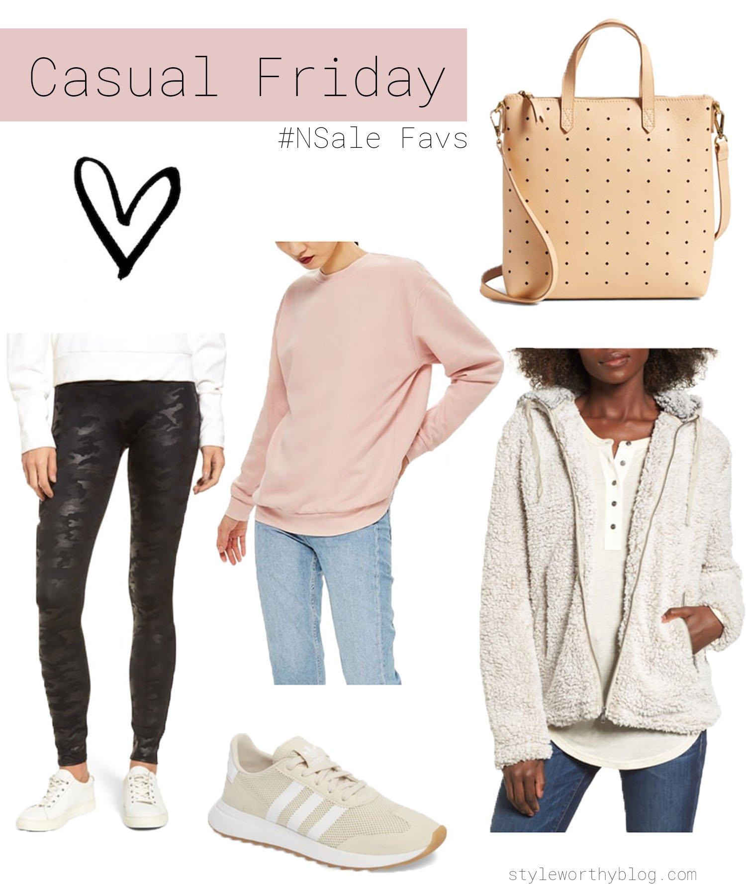 Nordstrom Sale favorites - casual wear
