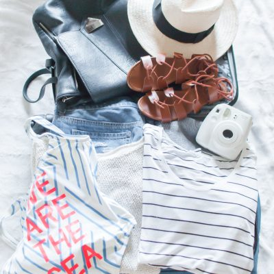 Vacation Packing Guide: What I'm Taking to Colorado