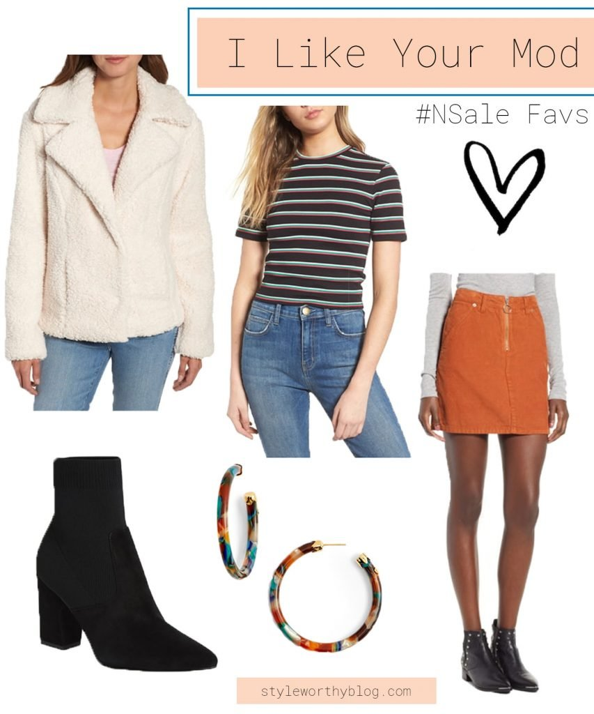 Nordstrom Sale favorites - mod style