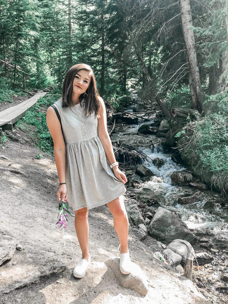 Vacation Instagram Roundup waterfall dress