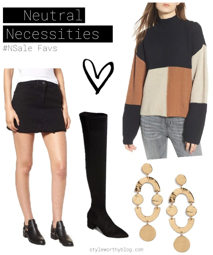 Nordstrom Sale favorites - neutrals