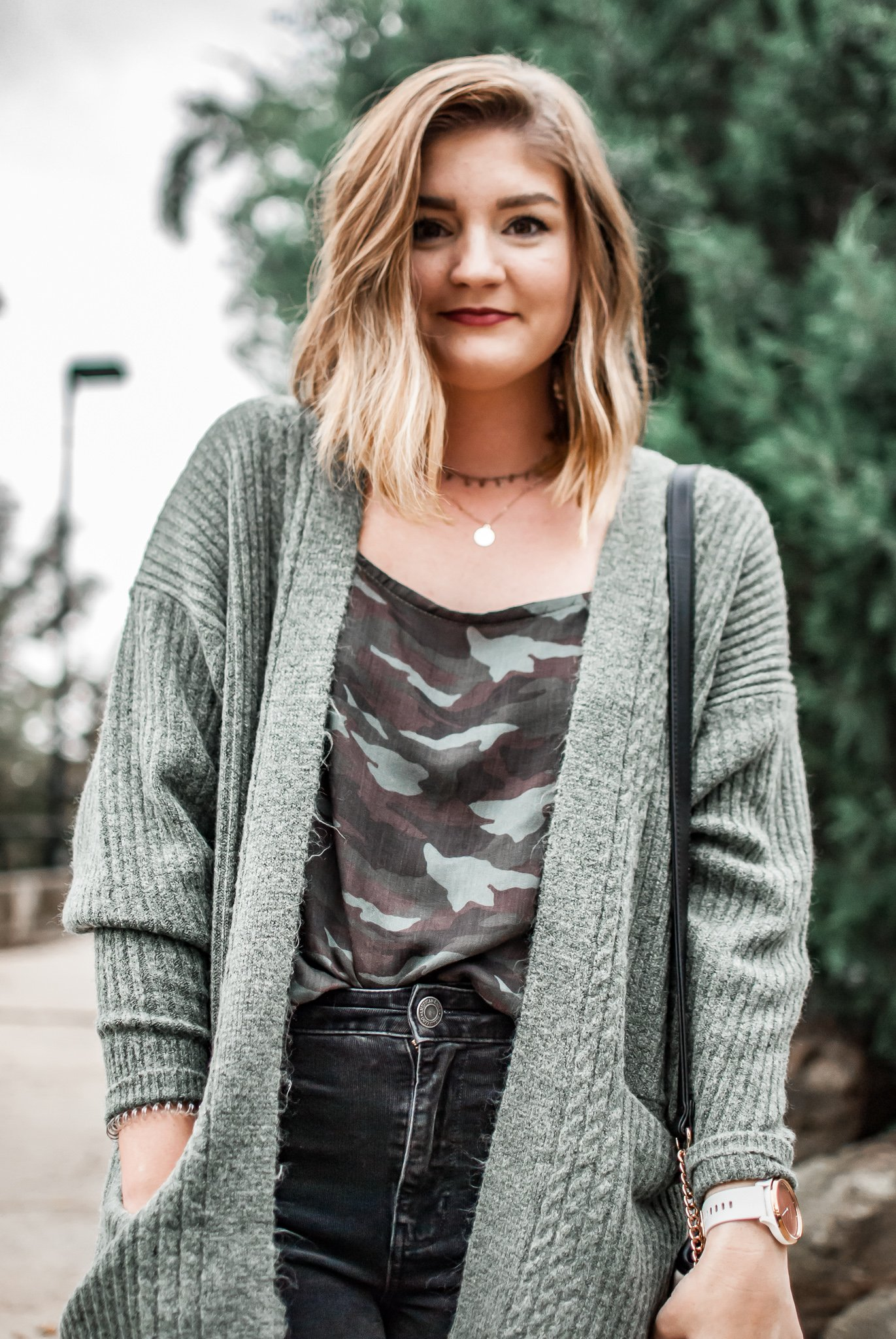 how to shop for trendy pieces