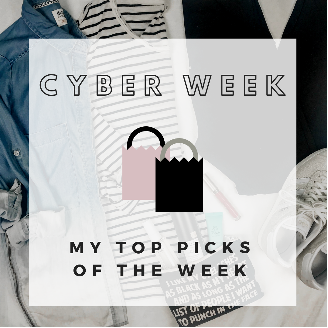 My Cyber Week Picks