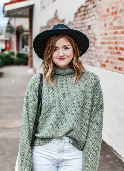 My Color Of The Year + The Sweater I Can't Stop Wearing