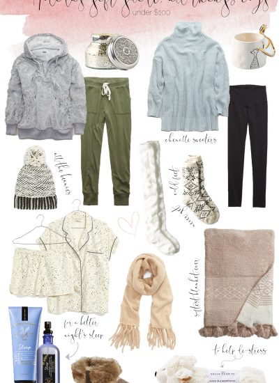 Holiday Gift Guide: All Things Cozy Under $100