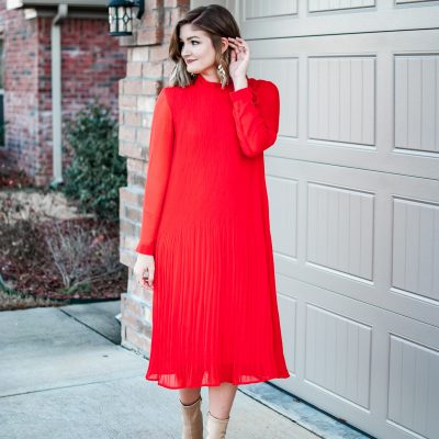 Holiday Dresses on a Budget