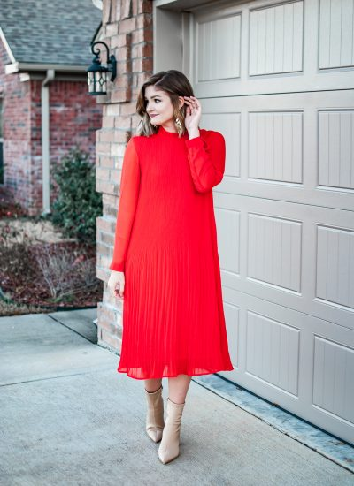 My Favorite Places to Shop for Holiday Dresses on a Budget