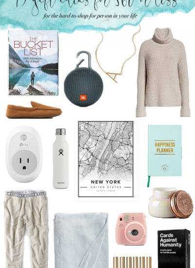 Holiday Gift Guide: 15 Great Gift Ideas for $60 or Less