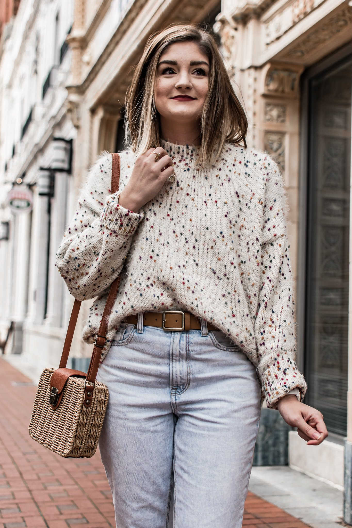 Sweaters for Your Spring Wardrobe