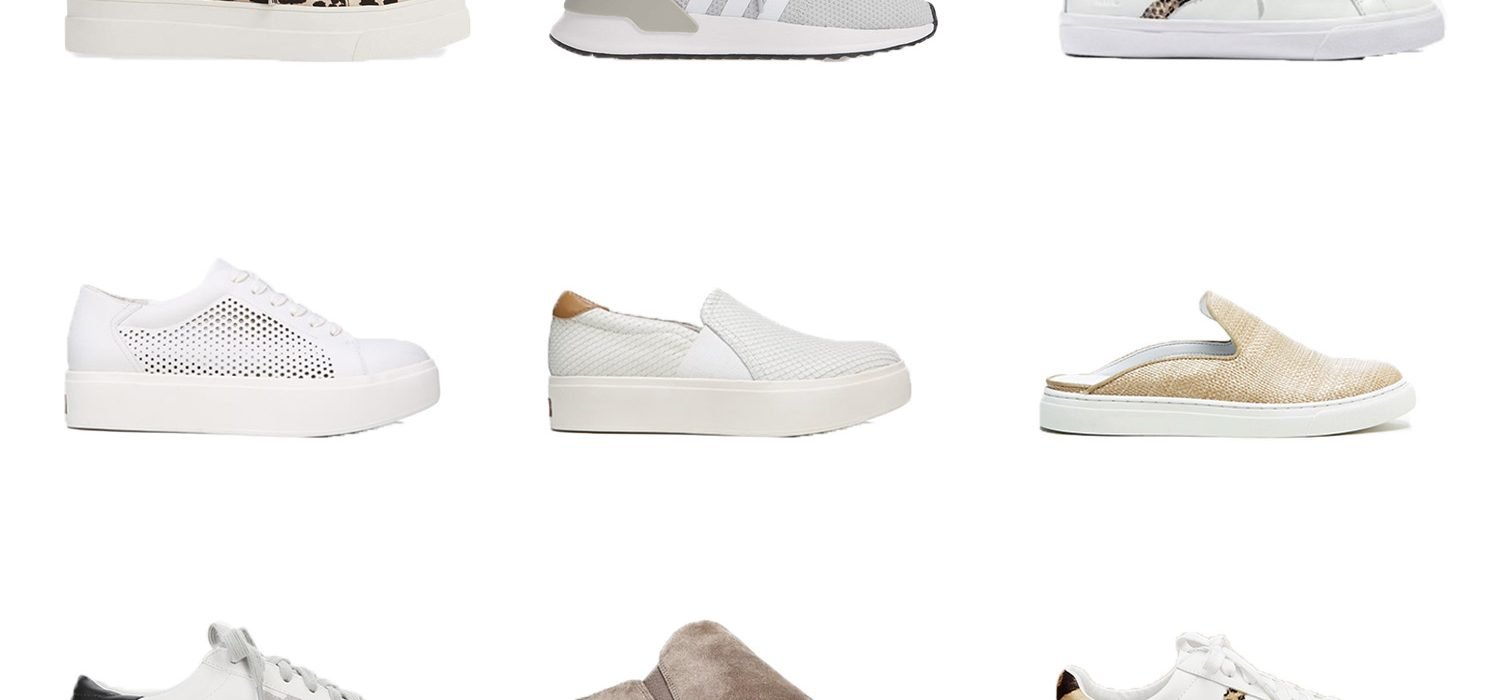 12 Sneakers to Add to Your Spring Shoe Collection