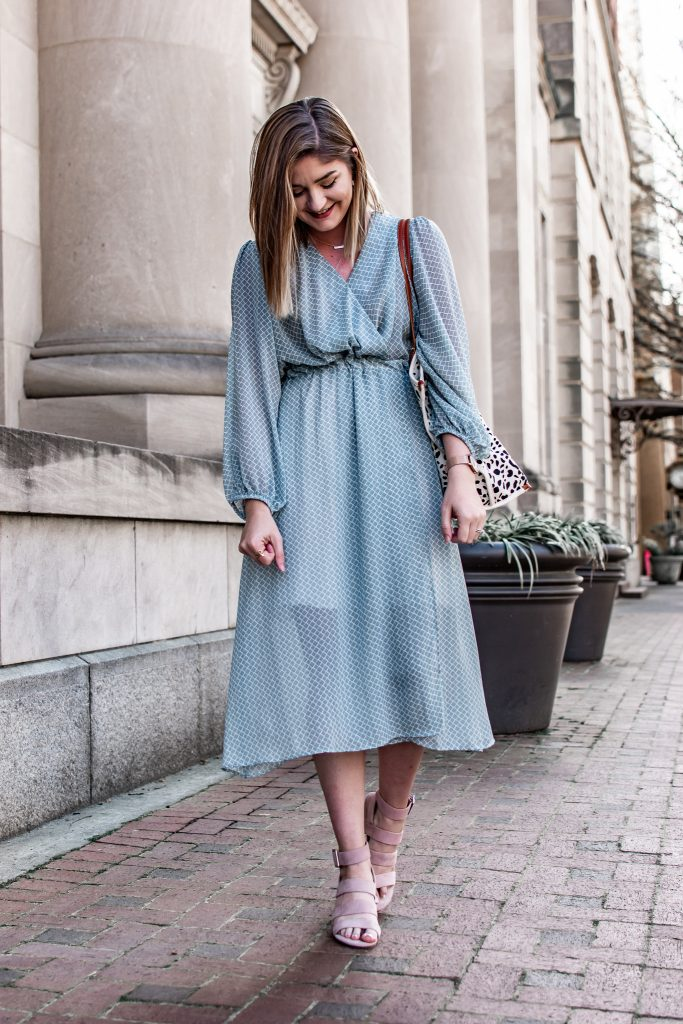 How to Turn Your Easter Dress into the Perfect Casual Spring Outfit