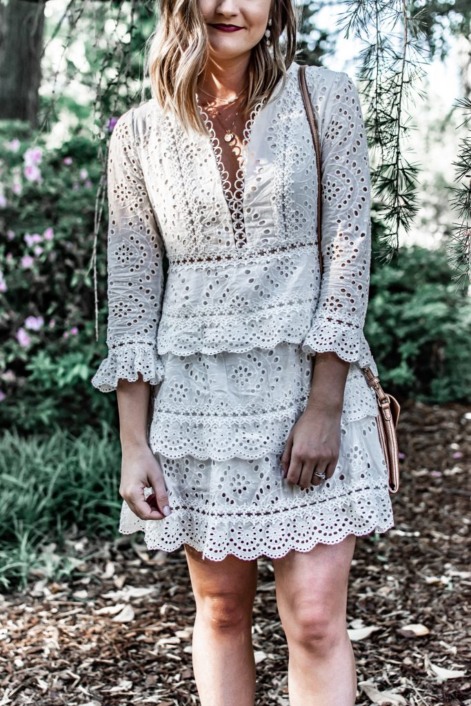 Little White Dresses For Spring