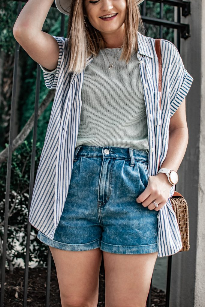 Summer Denim Shorts