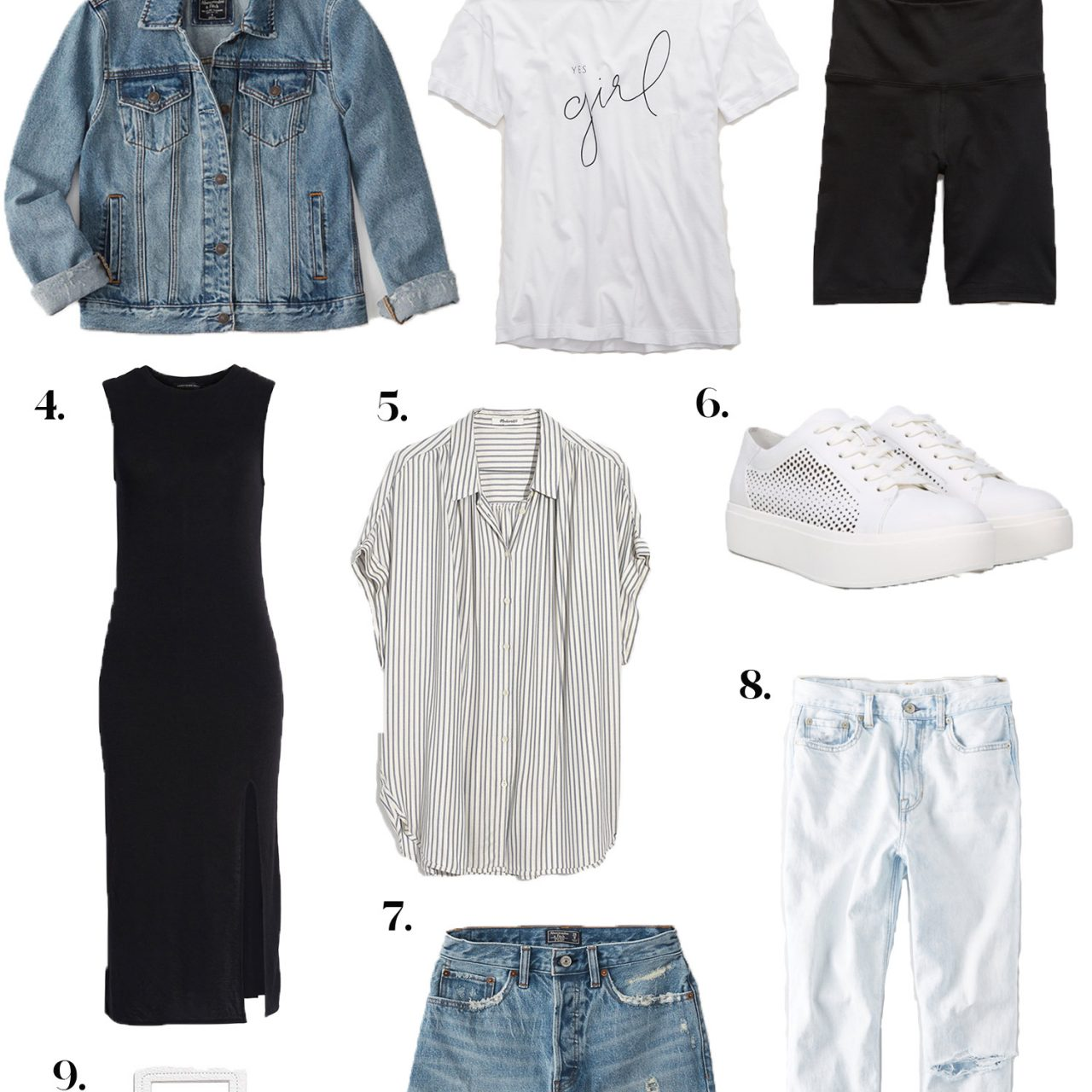 10 Summer Staples Featured Image