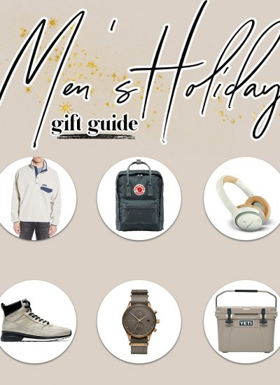 The Ultimate Men's Holiday Gift Guide 2019