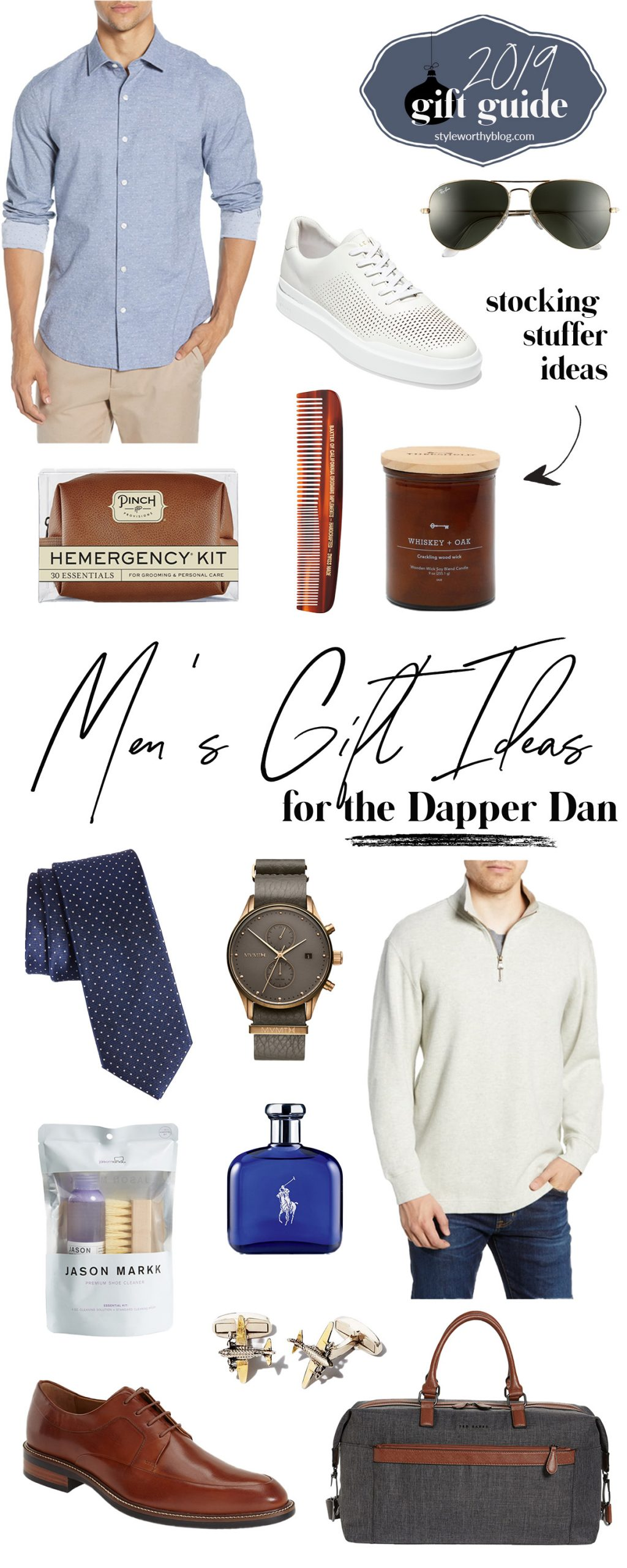 The Ultimate Men's Gift Guide 2019